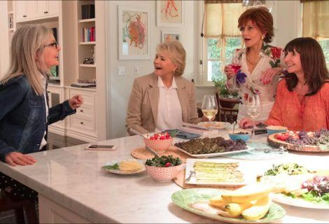 REVIEW: <i>Book Club</i> Really Sells the Idea of Skipping the Movies and Just Staying Home with a Book