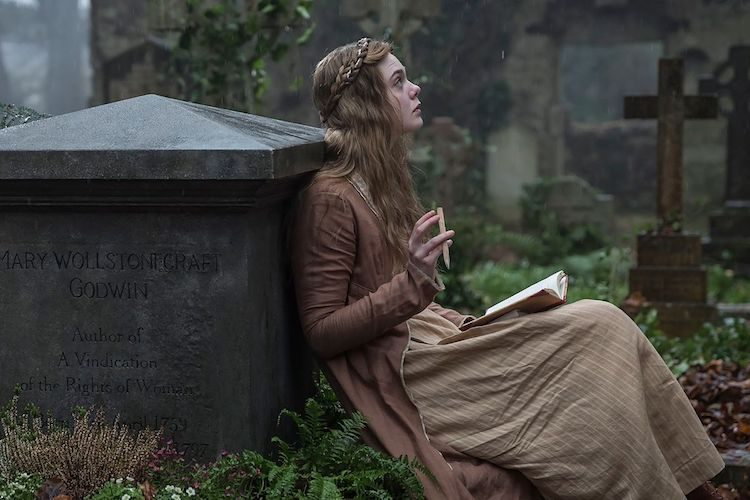Mary Shelley and Other Speculative Literary Biopics
