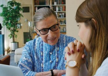 REVIEW: <i>RBG</i> Shows There's Nobody Bader