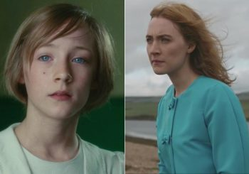 Saoirse Ronan and Innocence Lost, From <i>Atonement</i> to <i>On Chesil Beach</i>