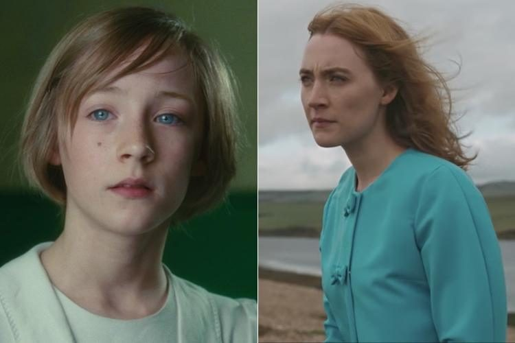 Saoirse Ronan and Innocence Lost, From Atonement to On Chesil Beach