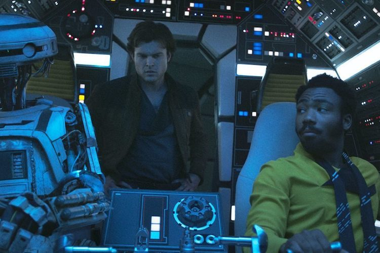 REVIEW: Solo Reveals the First Time Han and Chewie Showered Together