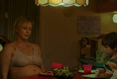 REVIEW: Hero <i>Tully</i> Lands the Airplane of Baby Blues Safely on the River of Motherhood
