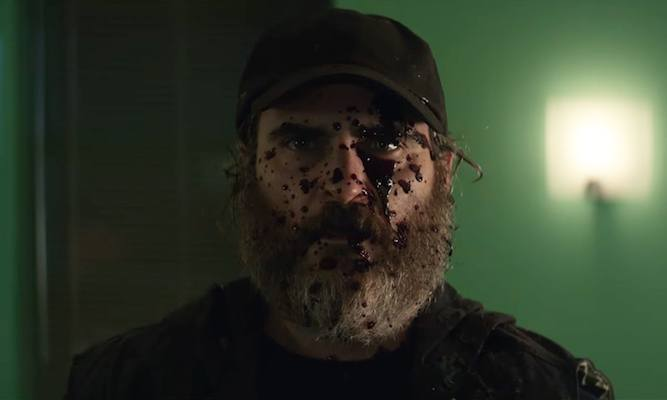 REVIEW: You Were Never Really Here — or Maybe You Were and I Killed You with a Hammer