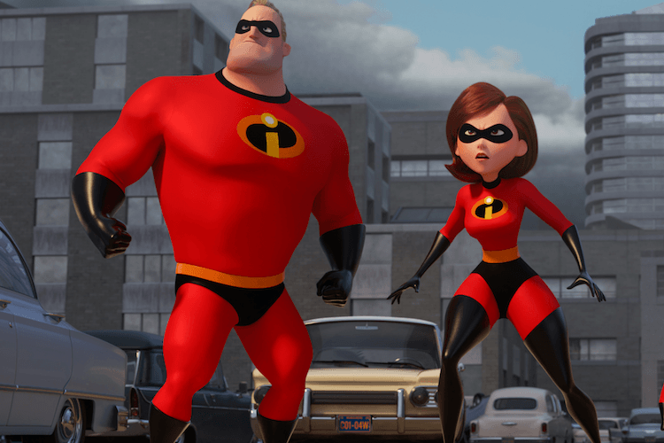 REVIEW: Not-Quite-Incredibles 2