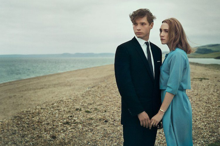 REVIEW: A Wistful Doomed Romance in On Chesil Beach