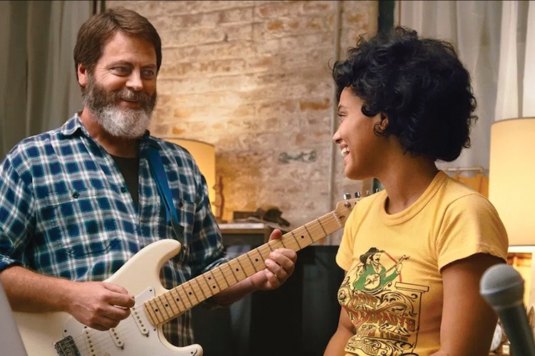REVIEW: Hearts Beat Loud Presents Nick Offerman As Dad
