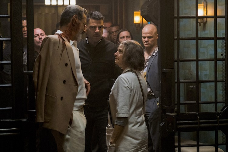 REVIEW: Hotel Artemis Not Exactly 4-Star Accommodations, But You'll Survive