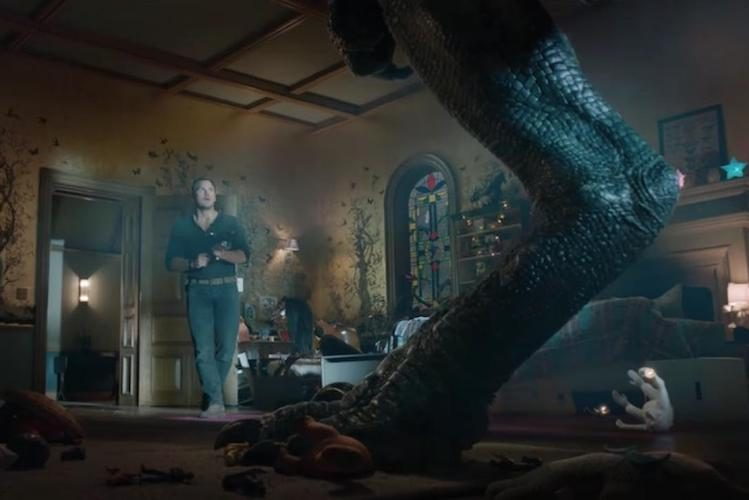 REVIEW: Unlike Life, Jurassic World: Fallen Kingdom Does Not Find a Way