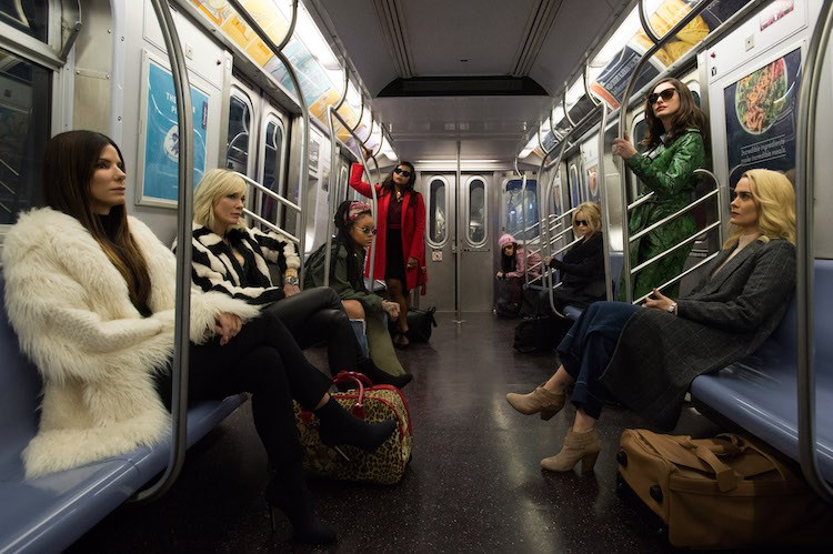 REVIEW: Ocean's Eight Is More Efficient, Not Quite As Much Fun