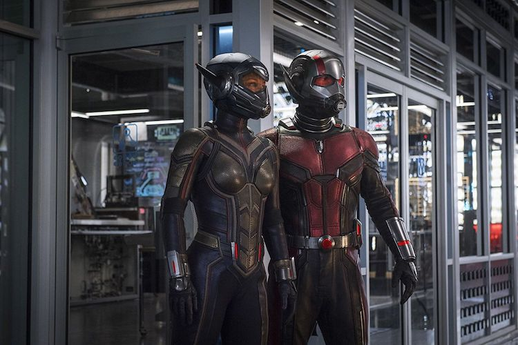 REVIEW: Ant-Man AND the Wasp? In This Economy?