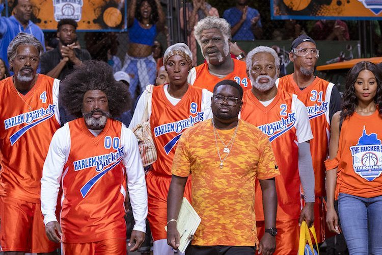 REVIEW: Uncle Drew Has NBA Stars Clowning Around, Nothing Else