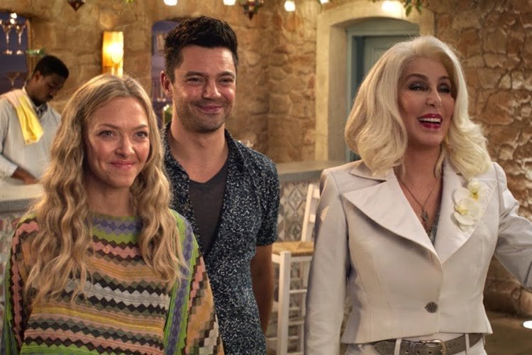 REVIEW: Mamma Mia! Here We Go Again Is Like the First Mammia Mia!, but Good