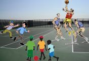 <i>Tag</i>, <i>Uncle Drew</i>, and the Positivity of Play