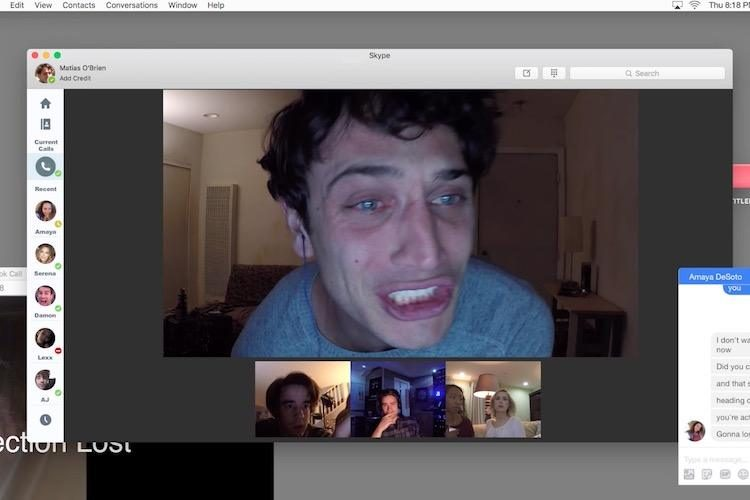 REVIEW: Unfriended: Dark Web Is Too Silly to Terrify, but Fun to Go Along With (Fantasia Festival)