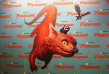 A First-Timer's Report from Fantasia Festival