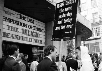 The Last Controversy of Christ