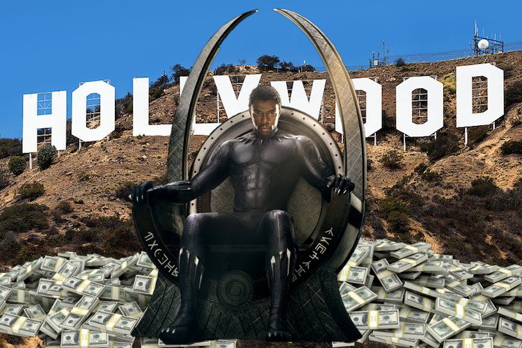 How Will Hollywood Screw Up the Effort to Cash in on Black Panther's Success?