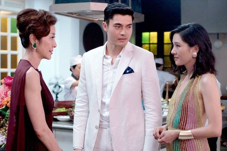 REVIEW: Rom-Com Tropes Slightly Elevated in Crazy Rich Asians