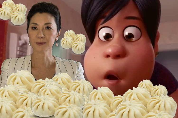 Thanks, Mom: Dumplings and Sons in Bao and Crazy Rich Asians