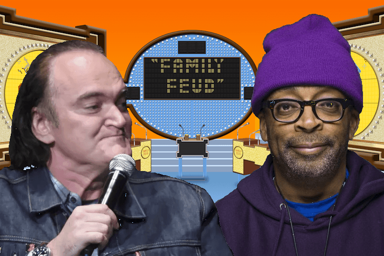 Spike and Quentin Feud, But Their Movies Overlap