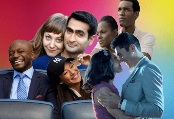 The Rom-Com Returns, This Time in Color
