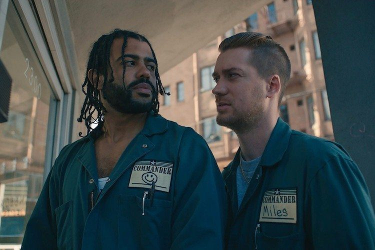 The Power of Rap in Blindspotting