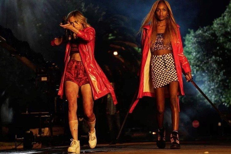 REVIEW: Assassination Nation Fascination Dissipation