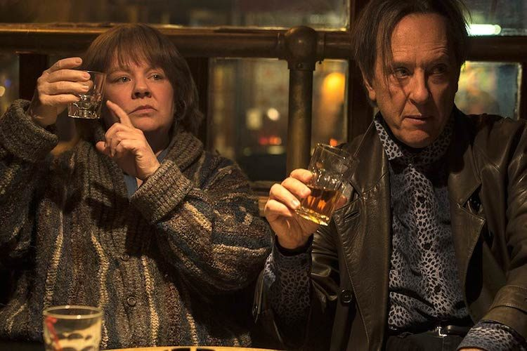 REVIEW: Open Your Cold Heart to Can You Ever Forgive Me?