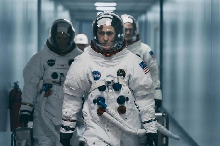 REVIEW: First Man Takes a Long Time to Get to the Moon, But It's Worth It(?)