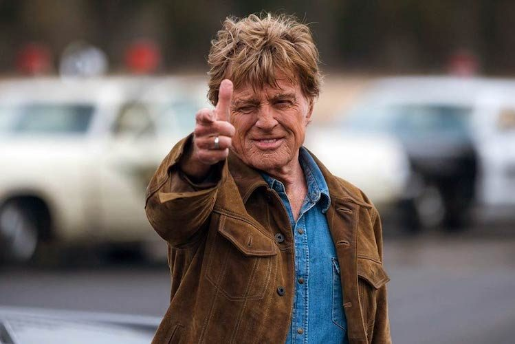 REVIEW: Robert Redford Shines As One of the Title Characters in The Old Man & the Gun