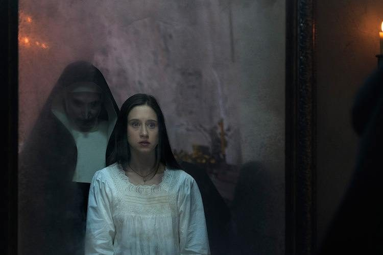 REVIEW: The Nun Just Another Generic Horror Movie They Keep Making out of Habit