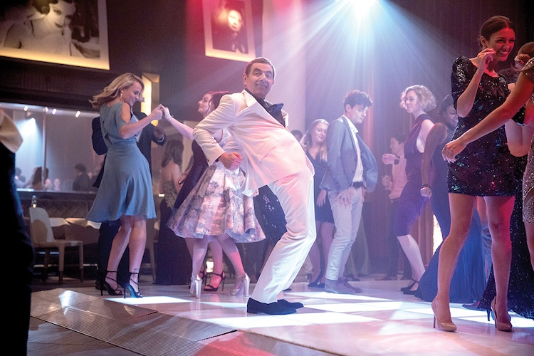 REVIEW: Spy Spoof Johnny English Strikes Again