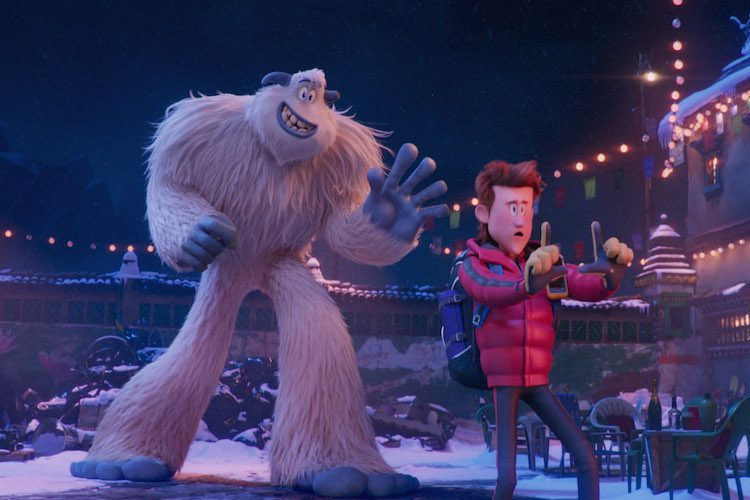 REVIEW: Animated Adventure Comedy Smallfoot