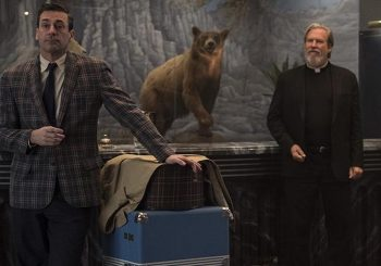 REVIEW: Ensemble Mystery <i>Bad Times at the El Royale</i>
