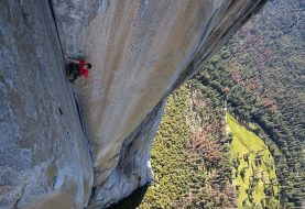 REVIEW: Rock-Climbing Doc <i>Free Solo</i>