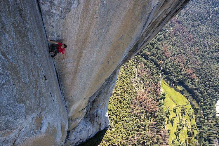 REVIEW: Rock-Climbing Doc Free Solo