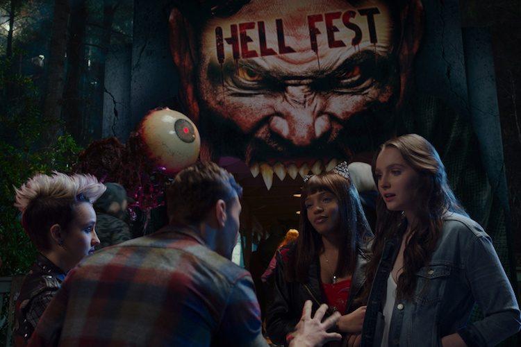 REVIEW: Slasher Flick Hell Fest