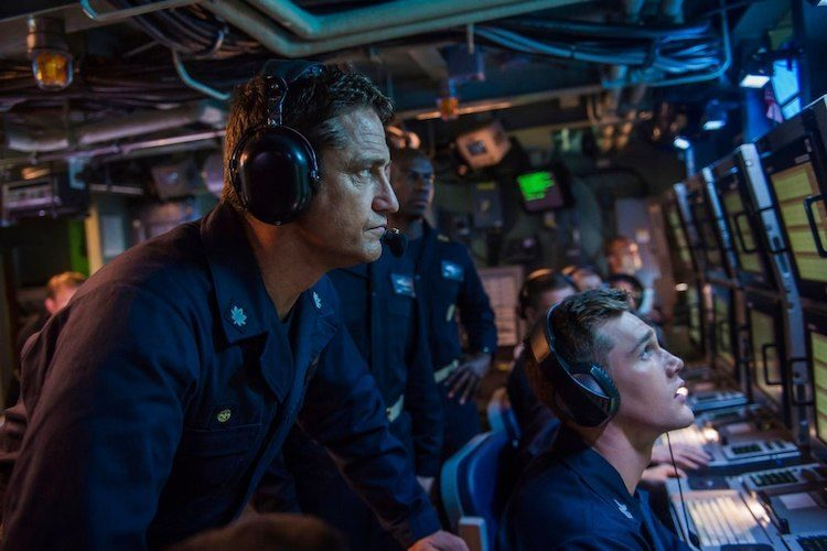 REVIEW: Dad Submarine Movie Hunter Killer