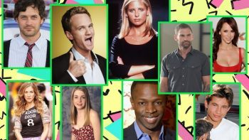 Three-Named Actors of the '90s: A Survey