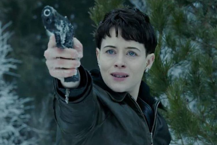 REVIEW: Action Thriller The Girl in the Spider's Web