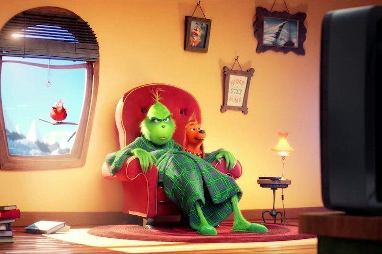 REVIEW: Seussian Cartoon The Grinch