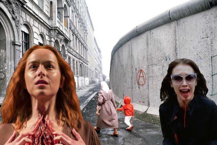Internal Divisions: West Berlin in Possession and Suspiria