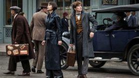 REVIEW: Harry Potter Mishegoss <i>Fantastic Beasts: The Crimes of Grindelwald</i>