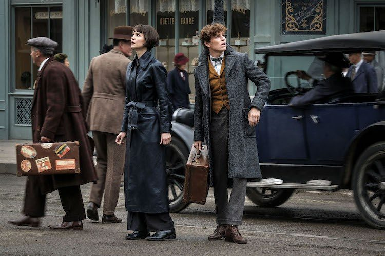 REVIEW: Harry Potter Mishegoss Fantastic Beasts: The Crimes of Grindelwald