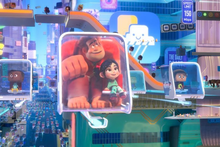 REVIEW: Disney Animation Ralph Breaks the Internet