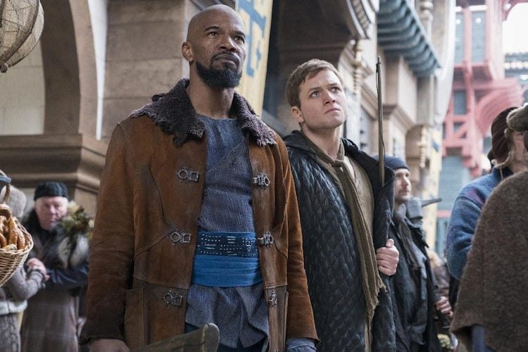 REVIEW: Crime Biopic Robin Hood