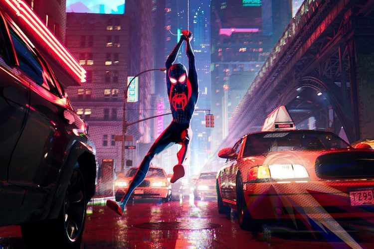 REVIEW: Animated Spider-Man: Into the Spider-Verse