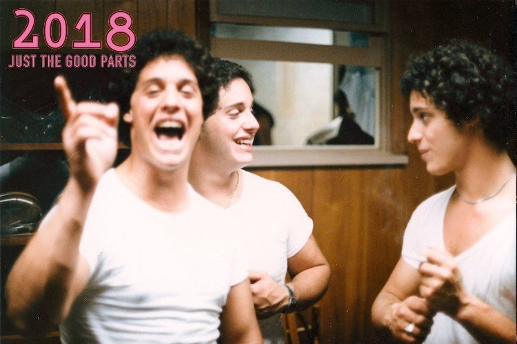 Jeremy Herbert Says Don't Forget: Three Identical Strangers