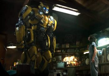REVIEW: Transformers Prequel <i>Bumblebee</i>
